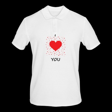 Love affection gift - Men's Polo Shirt