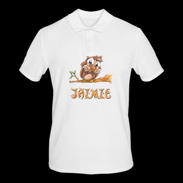 Chouette Jaimie - Polo Homme