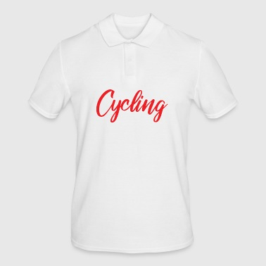 Cycling Cycling - Men's Polo Shirt