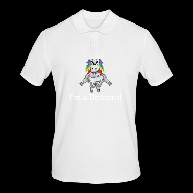 I'm a Unicorn! - Men's Polo Shirt