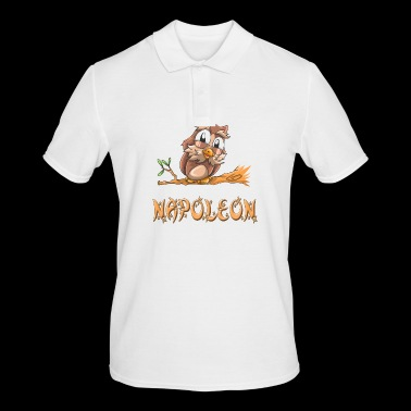Owl Napoleon - Men's Polo Shirt