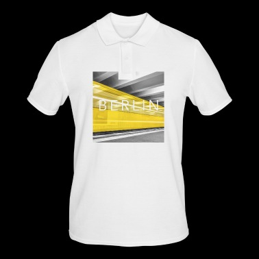 Berlin Underground - Men's Polo Shirt