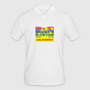 California / California - Men's Polo Shirt