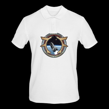Space Shuttle Corona Sidereal - Men's Polo Shirt