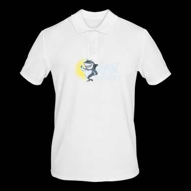 The white shark - Men's Polo Shirt
