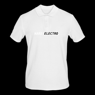 Hard Electro - Men's Polo Shirt