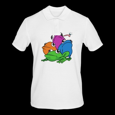 Frog toad - Men's Polo Shirt