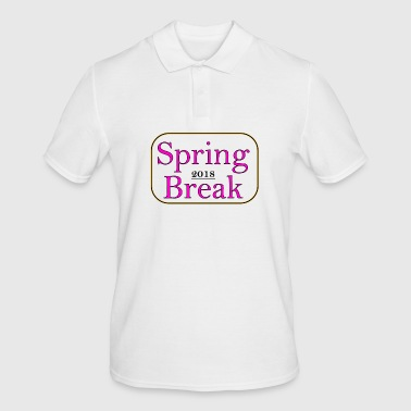 Spring Break - Polo Homme