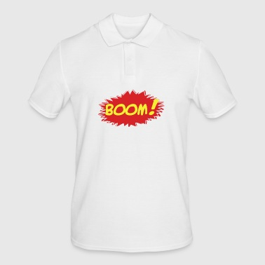 BOOM Comic - Polo Homme