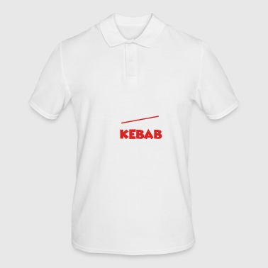 All I Need Is Kebab - For doner kebab fans - Men's Polo Shirt