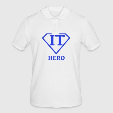 IT HERO - Men's Polo Shirt