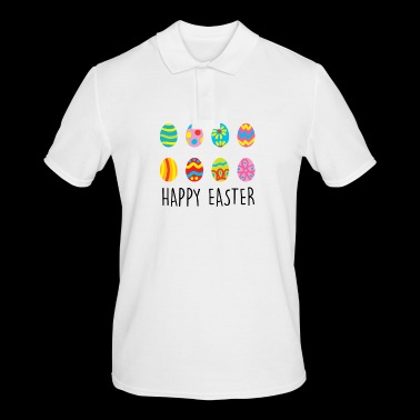 Happy Easter - Happy Easter - Men's Polo Shirt