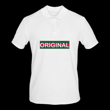 Original no - Men's Polo Shirt