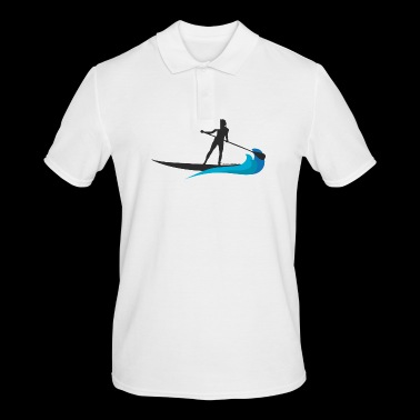 Stand up paddle. Cadeau. - Polo Homme