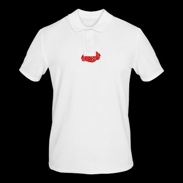 COLLEGE STUDENT - Men's Polo Shirt