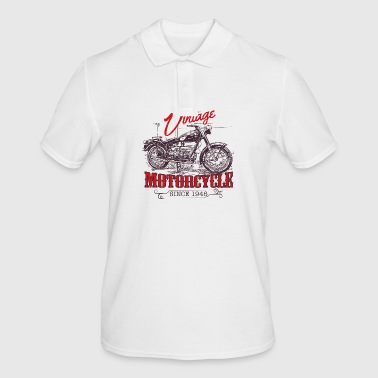 Vintage motor - Men's Polo Shirt