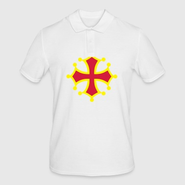 Occitan cross - Men's Polo Shirt