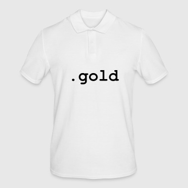 .gold - Men's Polo Shirt