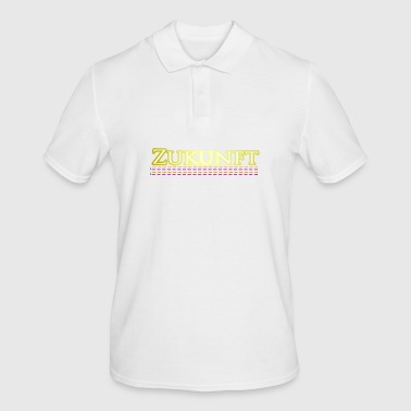 future - Men's Polo Shirt