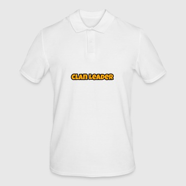 Clan Leader - Men's Polo Shirt