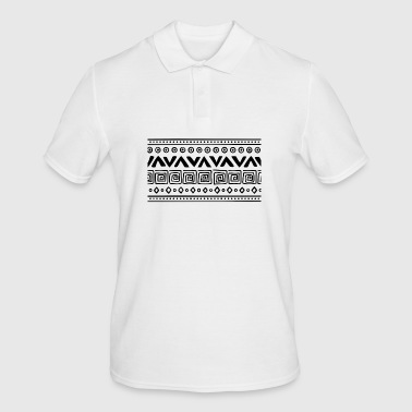 Indie Tribal - Men's Polo Shirt
