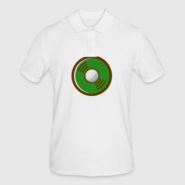 VINYL GOLD GOLD DESIGN - Men's Polo Shirt