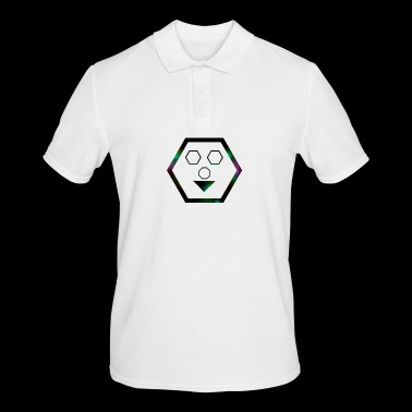 Mathematical Smily - Men's Polo Shirt