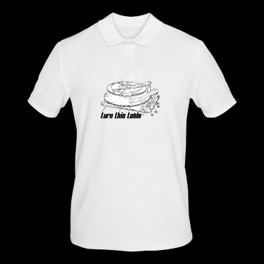 Turn This Table On! - Men's Polo Shirt