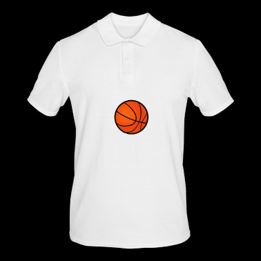 King of the court basketball - Men's Polo Shirt