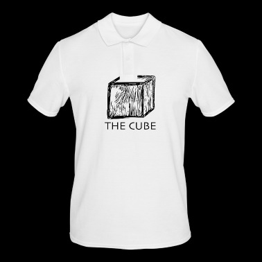 The Cube - Men's Polo Shirt