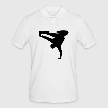 Breakdance Breakdancer Style - Polo Homme
