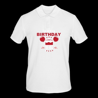 anniversaire - Polo Homme
