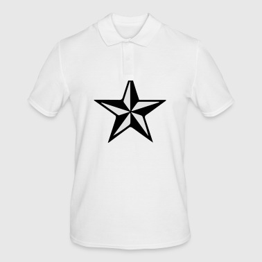 Nautischer_Stern - Men's Polo Shirt