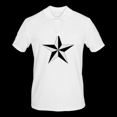 nautical star - Men's Polo Shirt