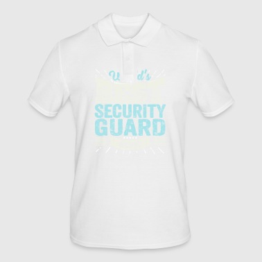 TOP Security Service: Best Security Guard Ever - Men's Polo Shirt