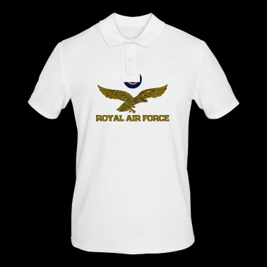 Royal Air Force roundel and eagle subdued T-Shirt - Men's Polo Shirt