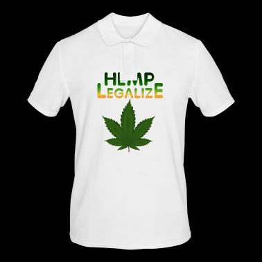 Legalize Hemp - Men's Polo Shirt