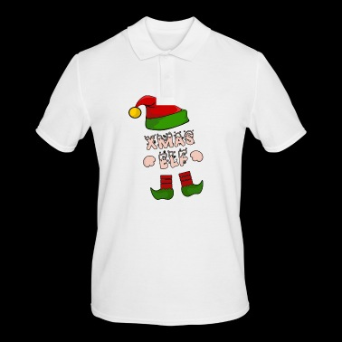 Xmas Elf - Christmas Elf - Gift - Men's Polo Shirt