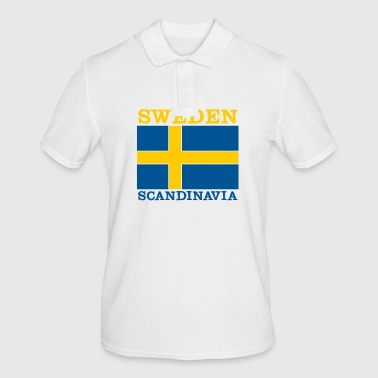Sweden Scandinavia - Sweden - Men's Polo Shirt