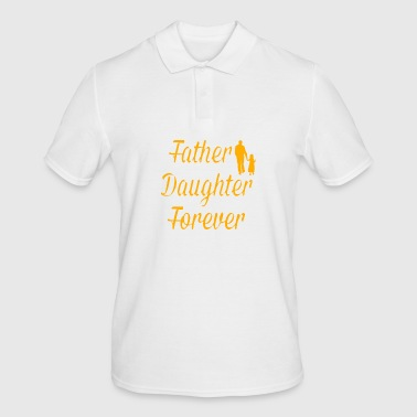 father and daughter / father / daughter / gift - Men's Polo Shirt