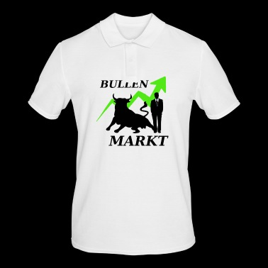 Stock market market - Men's Polo Shirt