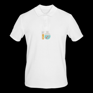 SCIENCE - theoreticus - THEORIE - PROFESSOR - Mannen poloshirt
