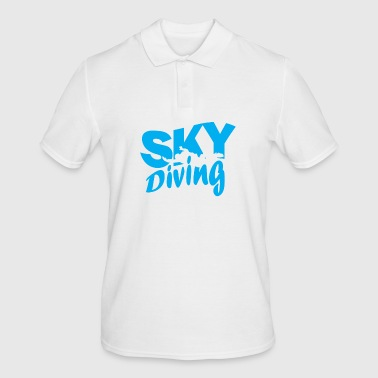 Skydiving skydiving - Men's Polo Shirt