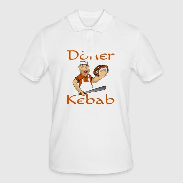 Doner kebab - Men's Polo Shirt