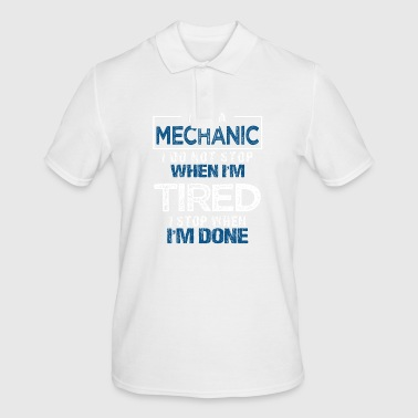 Mechanic Gift Mechanic Mechanic Car - Men's Polo Shirt