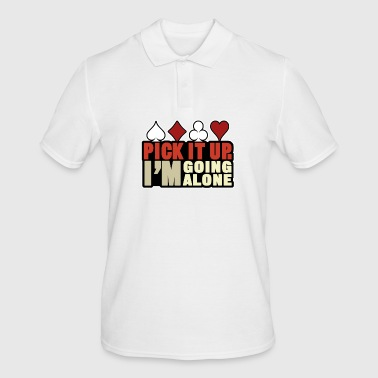 Playing Cards Shirt - Gift - Men's Polo Shirt