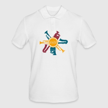 jazz - Men's Polo Shirt