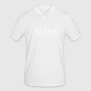 PHOTOGRAPHIE PHOTOGRAPHIE TEENAGER APPEL CADEAU - Polo Homme