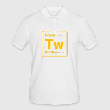 Funny Periodic Table - Men's Polo Shirt