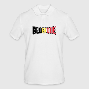 Belgique Fan Articles - T-shirt de fans de sport - Polo Homme